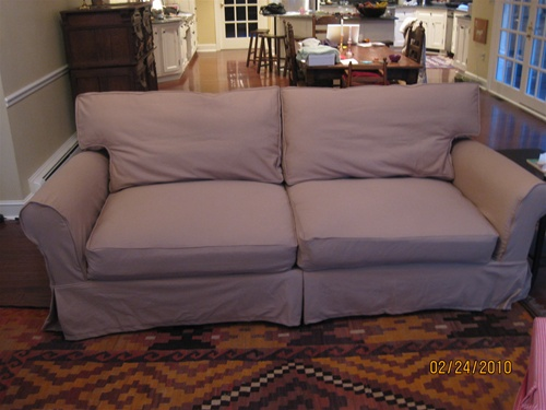 Slipcovers For Restoration Hardware Grand Scale Rolled Arm