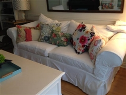 Rowe Carmel Sofa Replacement Slipcovers