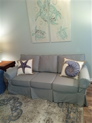 Rowe Nantucket Sofa Slipcover Best Rated