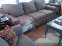 pb basic sofa pottery barn basic sofa slipcover