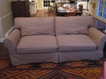 Slipcovers for Restoration Hardware Grand Scale Rolled Arm Classic Sofa