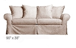 Mitchell Gold Marin  Sofa Sleeper