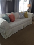 Slipcovers for Crate & Barrel  Sausalito Sofa 85