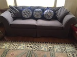 Slipcovers for Crate & Barrel Sausalito Sofa 93""