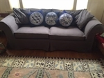"Slipcovers for Crate & Barrel Sausalito Sofa 93"" Sleeper"