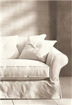 Slipcover for Crate & Barrel  Bloomsbury Chair