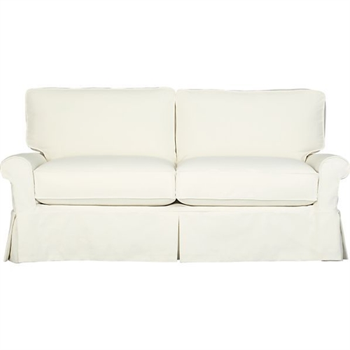 Slipcover For Crate Amp Barrel Bayside Sleeper Sofa With