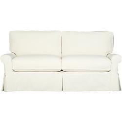 Slipcover For Crate Amp Barrel Bayside Full Sleeper Sofa