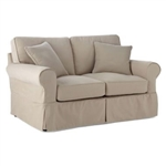 JC Penney Friday Loveseat, JCP Linden Street Loveseat Slipcover