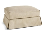 Domain Furniture Matisse Ottoman  Slipcovers