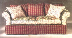 Slipcovers For Rowe 6750 96 Quot Sofa