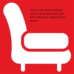 Domain Matisse Slipper Chair Covers