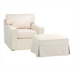 Slipcovers for PB Square Grand Armchair