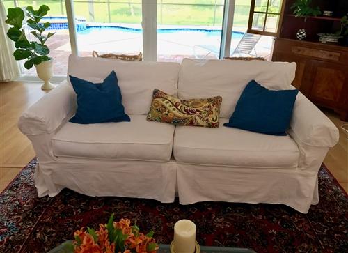 Rowe Nantucket 2 Seat Sofa