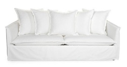 Strange Slipcover For Oasis 85 Sofa By Crate Barrel Lamtechconsult Wood Chair Design Ideas Lamtechconsultcom