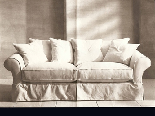 Crate Barrel Bloomsbury sofa Slipcovers
