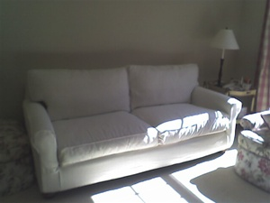 Merveilleux Slipcovers To Fit Mitchell Goldu0027s Chloe Style.