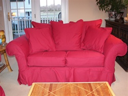 Pb Charleston Loveseat