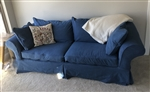Slipcovers for Rowe Carmel Queen Sleeper Sofa
