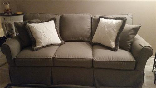 Rowe Nantucket Sleeper Sofa Slipcovers Replacement