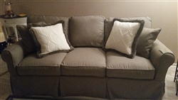 Rowe Nantucket A(919) Sleeper Sofa Slipcovers
