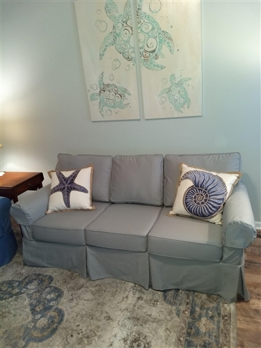 Rowe Nantucket A910 Sofa Slipcovers Replacement Slipcovers