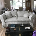 "MG Kathleen 85"" Sofa Slipcover"